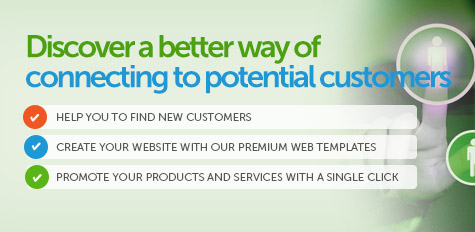 help you to find new customers